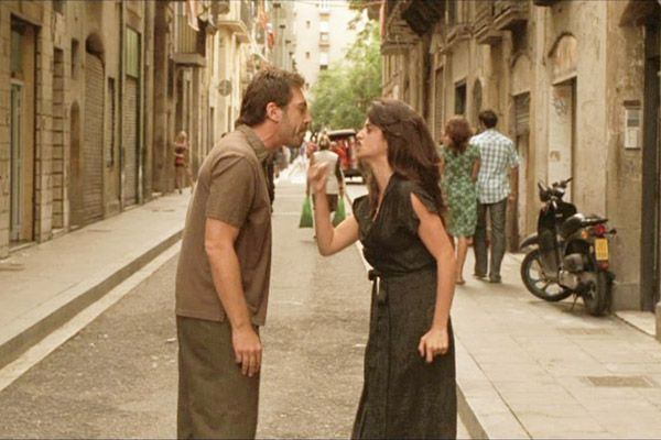 barcelona, Woody Allen